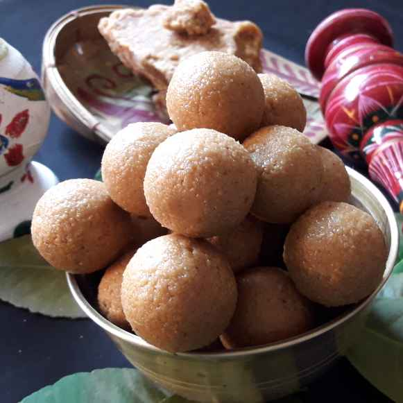 Photo of Coconut laddu by Ambitious Gopa Dutta at BetterButter