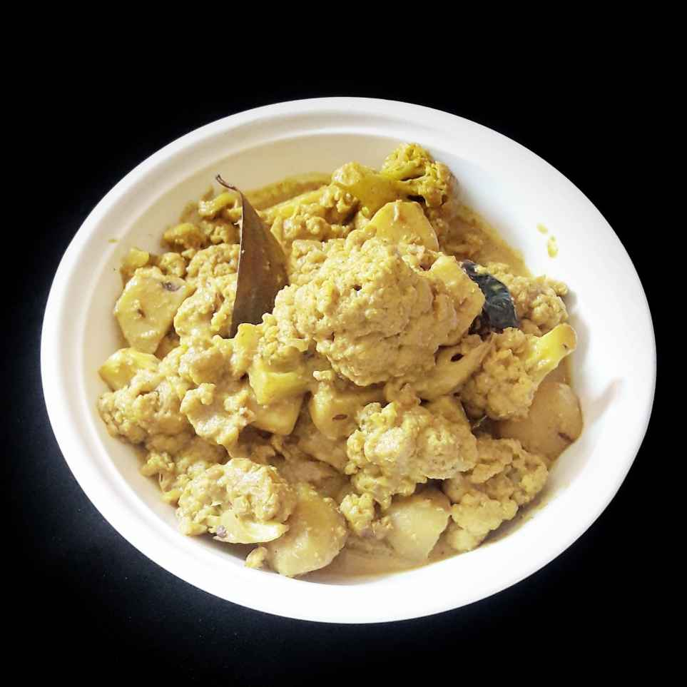 Photo of Milk cauliflower by Ambitious Gopa Dutta at BetterButter