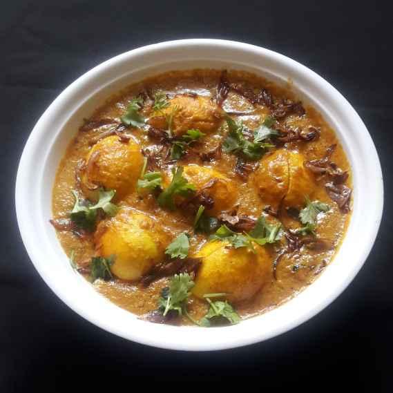 Photo of Egg korma by Ambitious Gopa Dutta at BetterButter