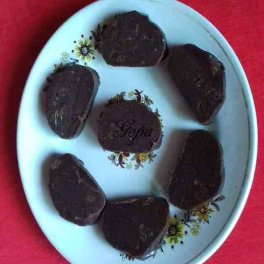 Photo of Biscuite sandesh by Ambitious Gopa Dutta at BetterButter