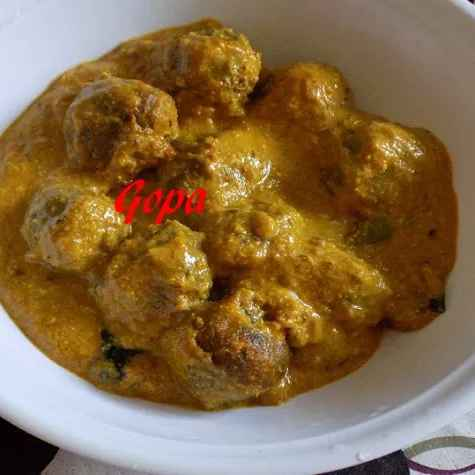Photo of Pumpkin malai kofta by Ambitious Gopa Dutta at BetterButter