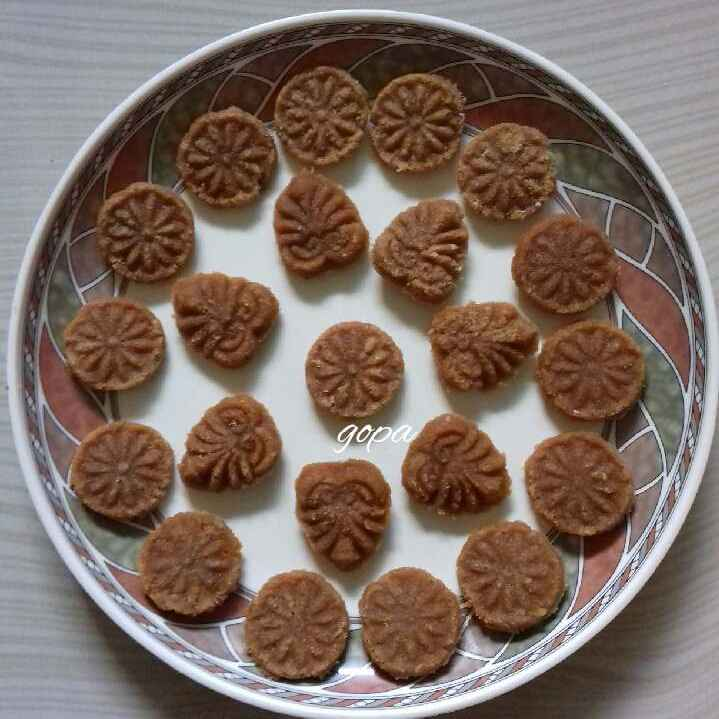 Photo of Biscuit sandesh by Ambitious Gopa Dutta at BetterButter