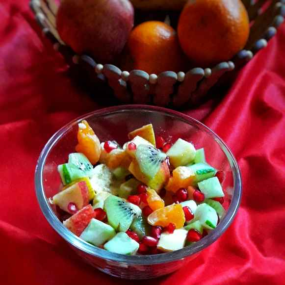 Photo of Fruit chat by Ambitious Gopa Dutta at BetterButter