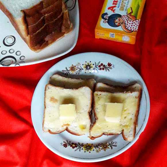 Photo of Butter toast by Ambitious Gopa Dutta at BetterButter