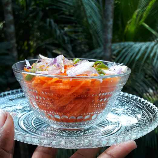 Photo of Carrot salad by Ambitious Gopa Dutta at BetterButter