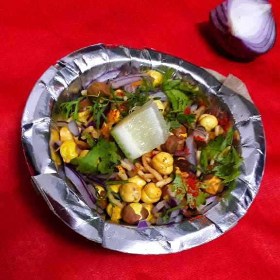 Photo of Chola chat by Ambitious Gopa Dutta at BetterButter