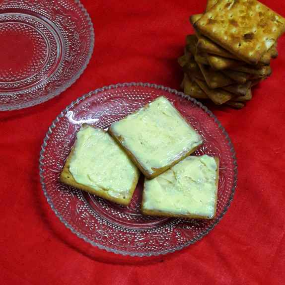 Photo of Cream cracker with butter by Ambitious Gopa Dutta at BetterButter