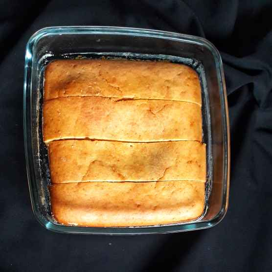Photo of Orange cake by Ambitious Gopa Dutta at BetterButter