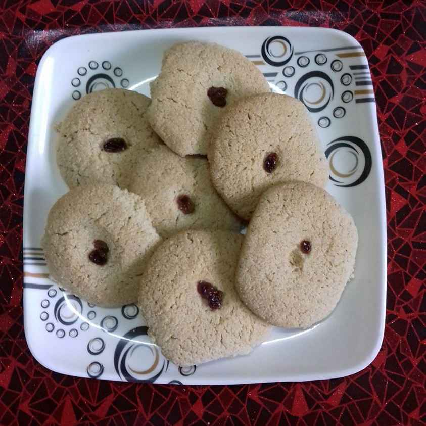 Photo of Semolina biscuit by Ambitious Gopa Dutta at BetterButter