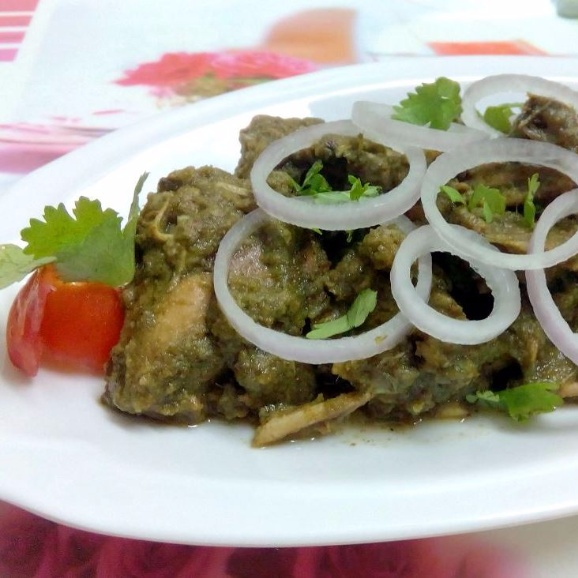 How to make Curry Leaves  Chicken Gravy