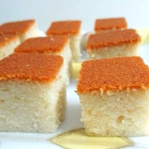 How to make Eggless Sponge Cake