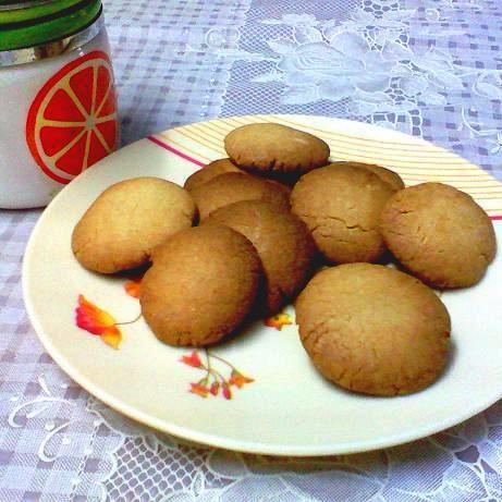 How to make Whole wheat eggless butter cookies