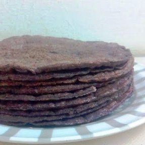How to make Ragi Roti