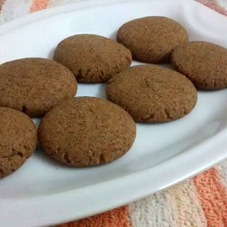Photo of Ragi cookies by Amina Khaleel at BetterButter