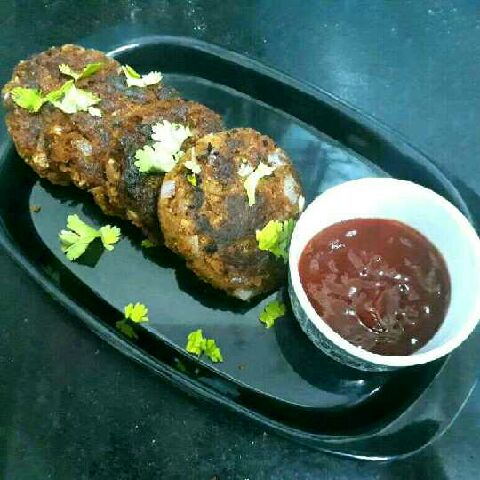 How to make Horse gram cutlets
