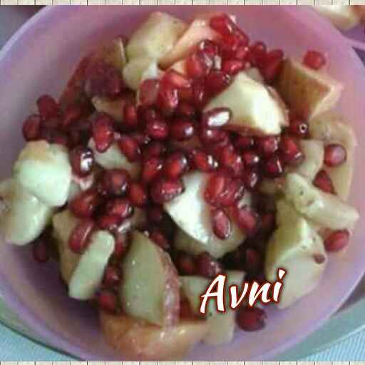 How to make Mixed Fruit Chat