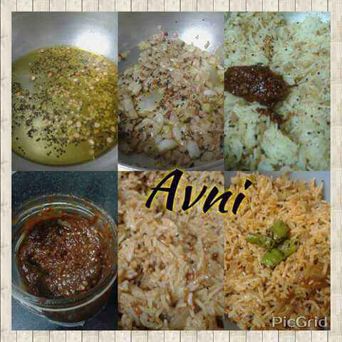 Photo of Schezwan Rice by Avni Arora at BetterButter