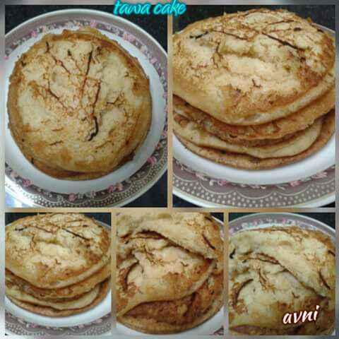 How to make Tawa cake