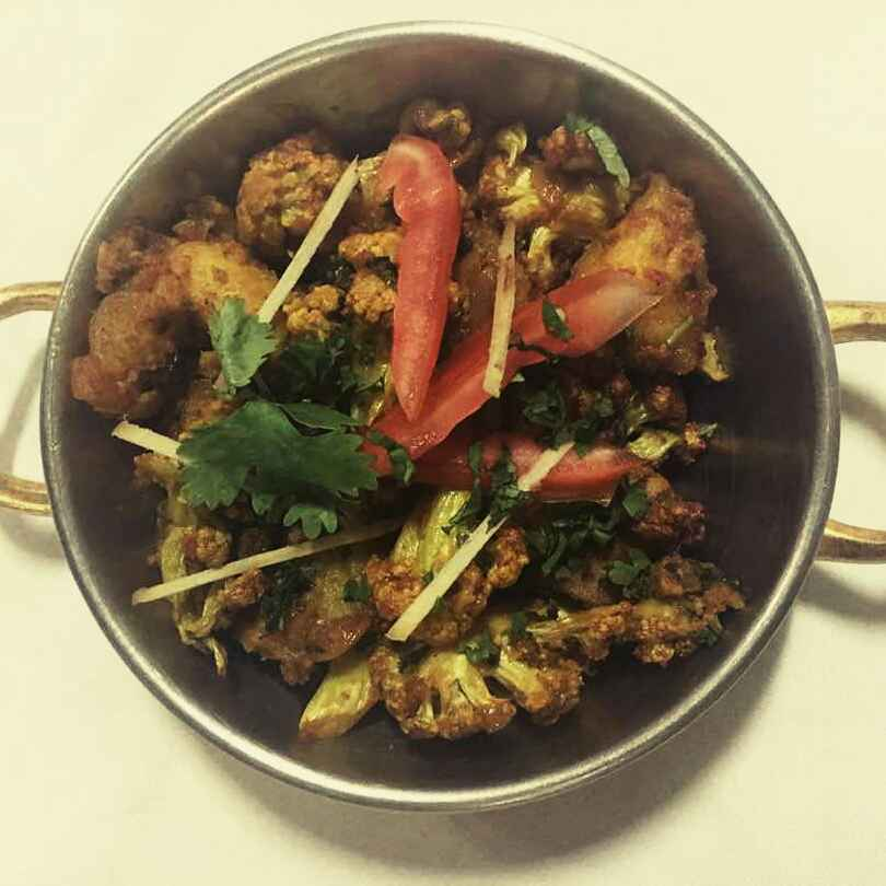 Photo of Aloo gobi adrki by amit Chaudhary at BetterButter
