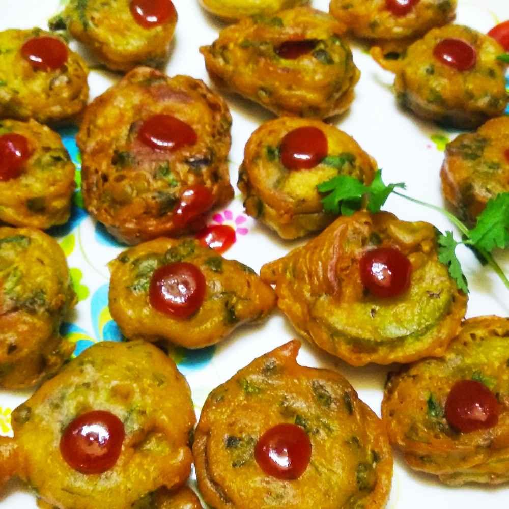 Photo of Turai ki pakodi by Amita Gupta at BetterButter