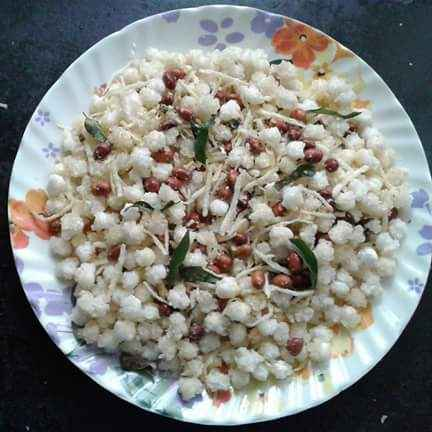 Photo of Falahari sabudana chivda by Amita Gupta at BetterButter