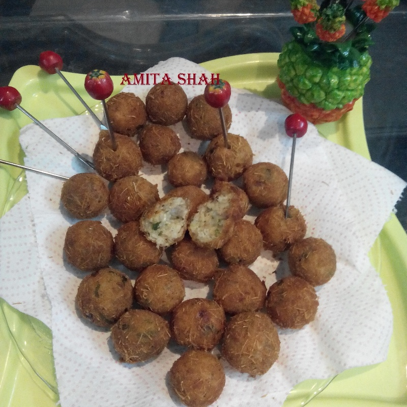 How to make Potato Cheese Croquettes