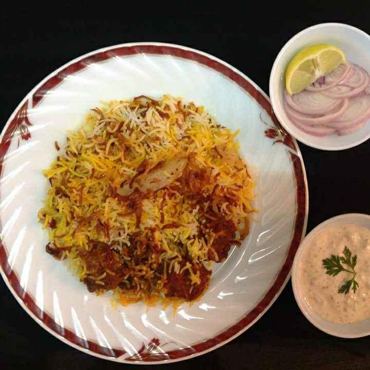 Photo of Hyderabadi mutton biryani by Ammarah Adeeb Mallak at BetterButter