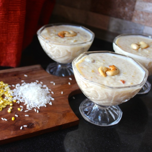 Photo of Sakkara Pongal My Way - Family Recipe by Amrita Iyer at BetterButter