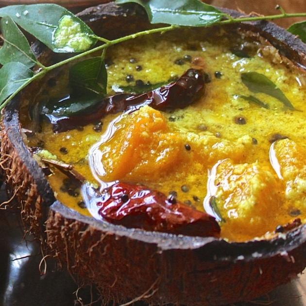 Photo of Ripe Mango Pachadi (Mampazha Pachadi) - A Kerala favourite! by Amrita Iyer at BetterButter