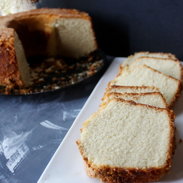 Photo of Elvis Presley's Favourite Pound Cake by Amrita Iyer at BetterButter