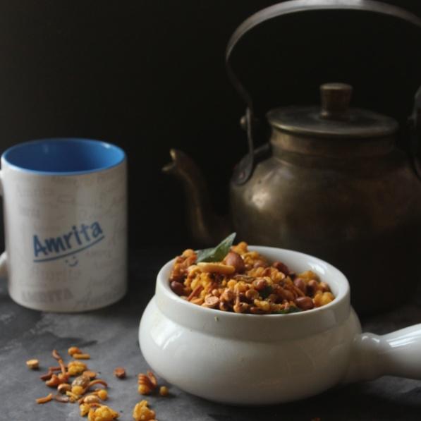 How to make Madras Mixture