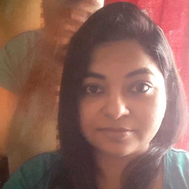 Amrita Iyer food blogger
