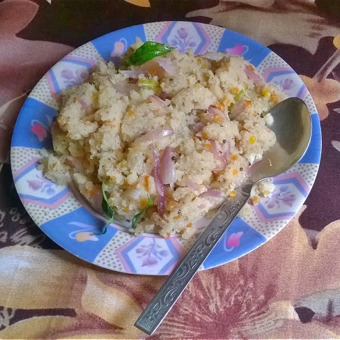 How to make Upma Recipe