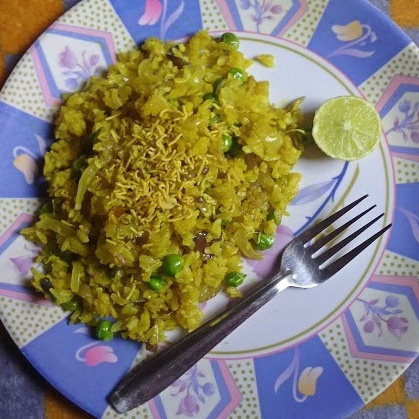 Photo of Kanda Poha by Amrita Kaur at BetterButter
