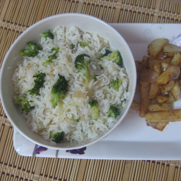 Photo of Broccoli Rice by Amrita Roy at BetterButter