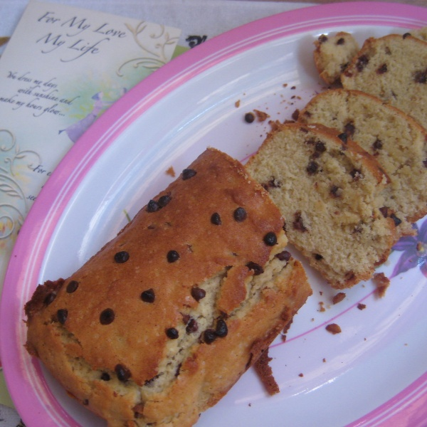 How to make Choco Chip Loaf Cake