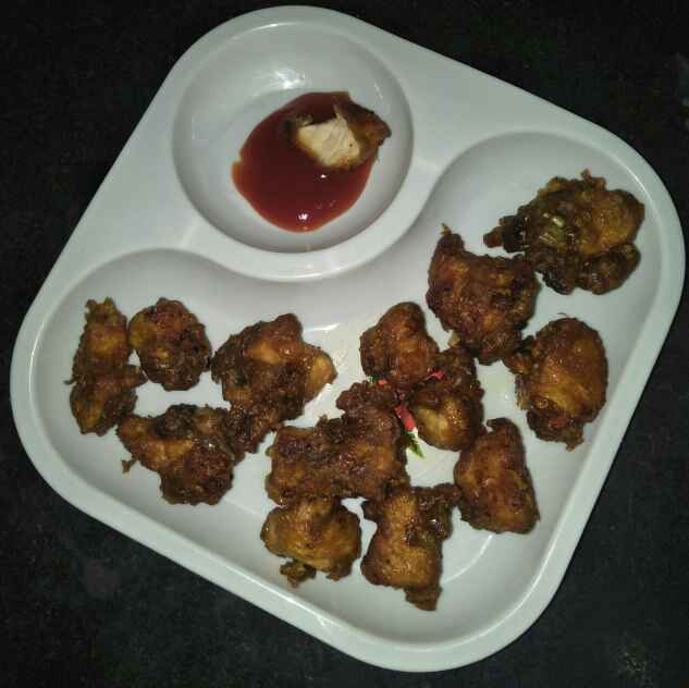 Photo of Chicken Crispy by Amruta Jadhav at BetterButter