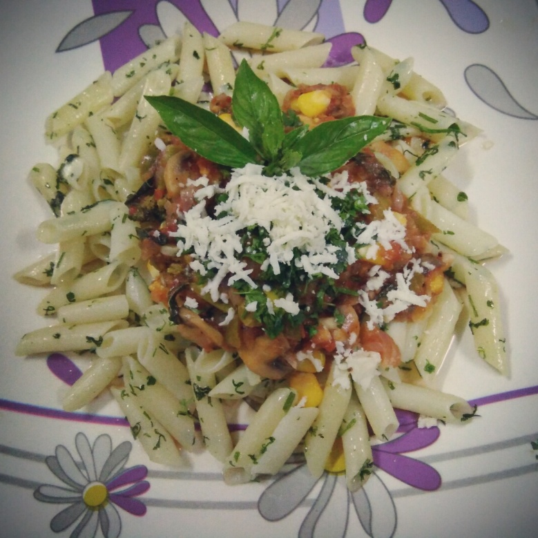Photo of Penne Arabiatta !! by Anagha Doiphode at BetterButter