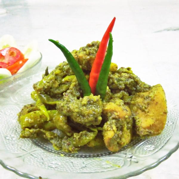 Photo of Green Chili Chicken by Anagha Doiphode at BetterButter