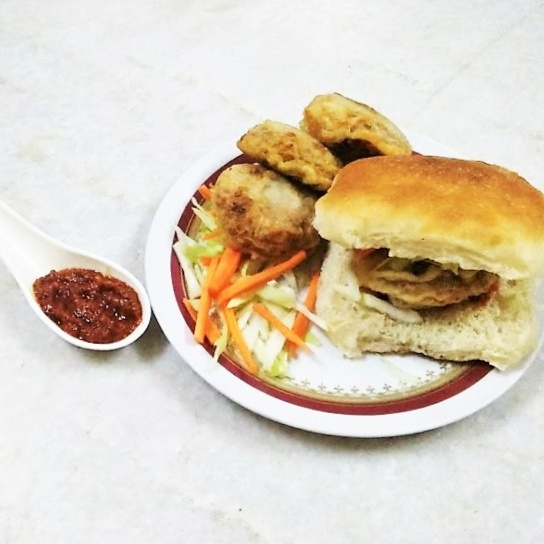 Photo of Chinese Vada Pav by Anagha Doiphode at BetterButter
