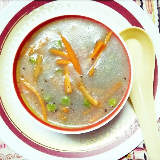 How to make Carrot and Ginger Soup
