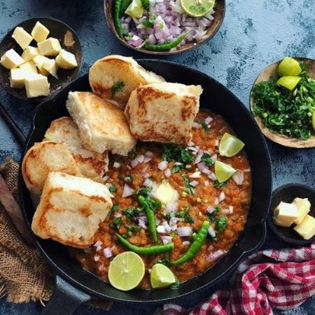 Photo of Pav Bhaji by Anagha Doiphode at BetterButter