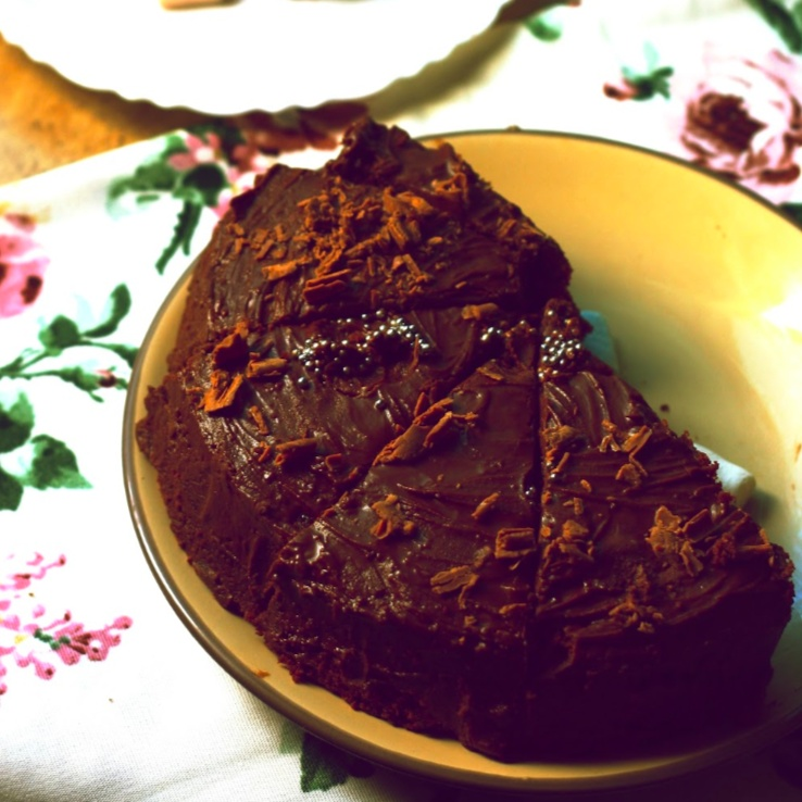 Photo of Chocolate Fudge Cake by Anamika Arun at BetterButter