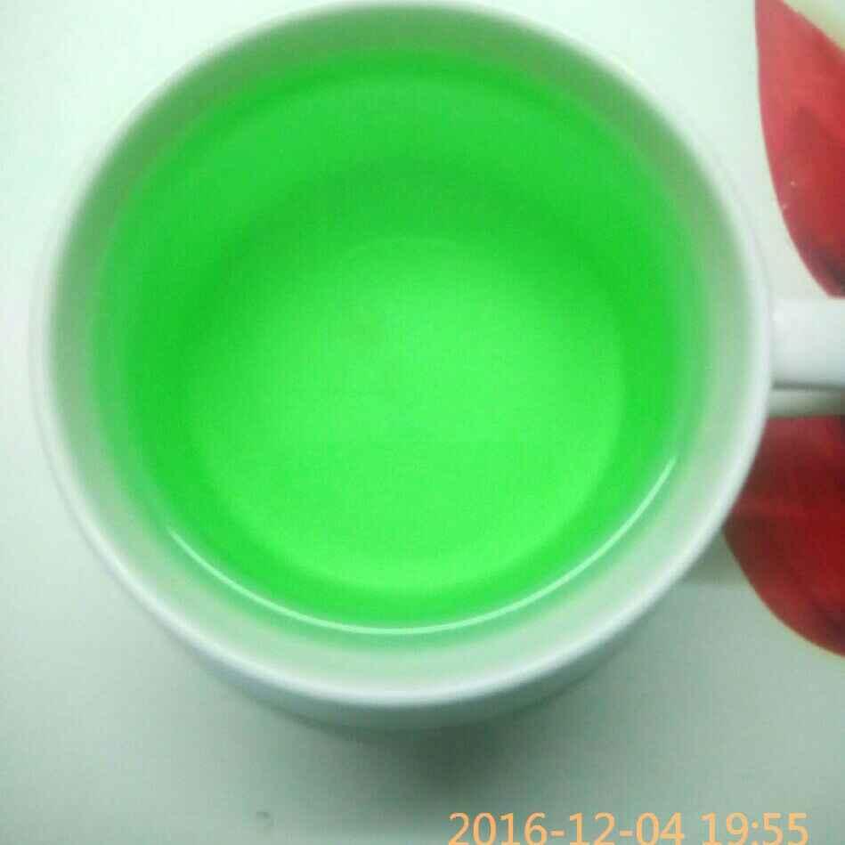 How to make Green leaves tea