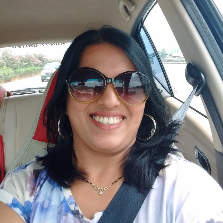 Anamika Naik food blogger