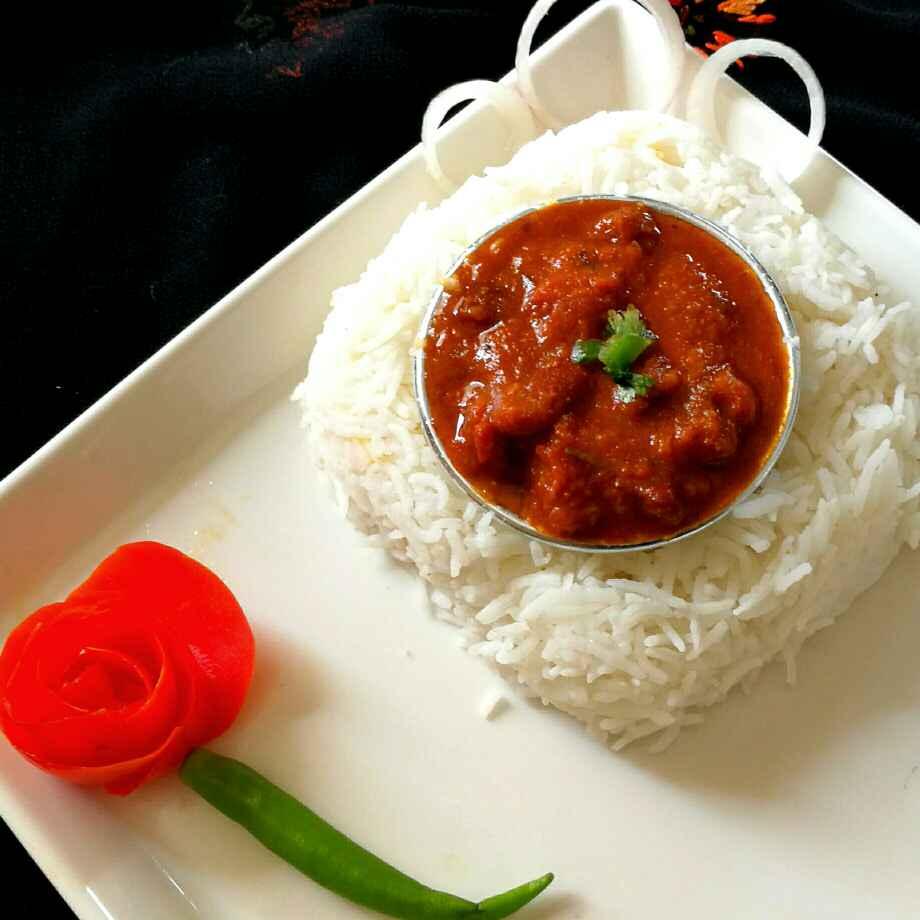 How to make Rajma Chawal