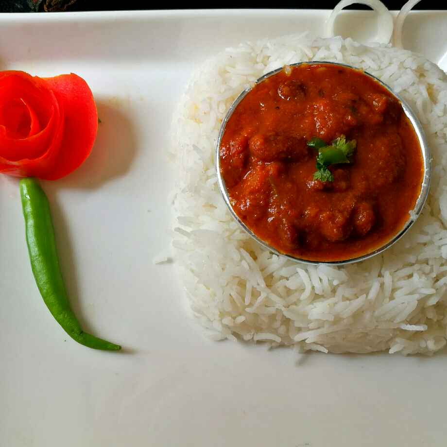 Photo of Rajma Chawal by ananya gupta at BetterButter