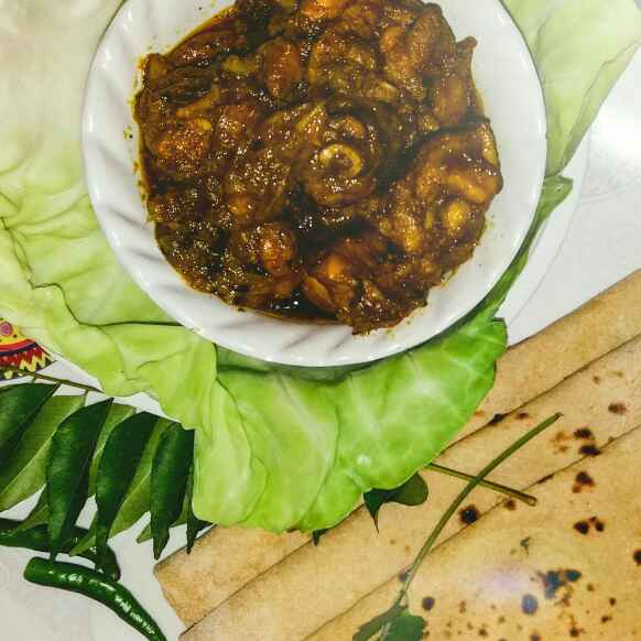 Photo of South styled chilli chicken by anasua biswas at BetterButter