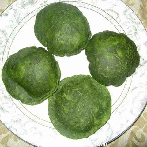 How to make Palak Poori