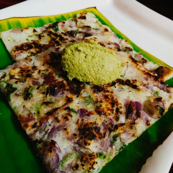 How to make Onion Dosa